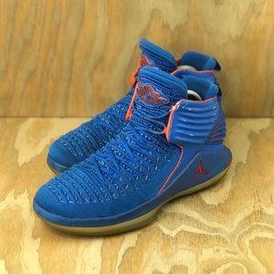 Nike Air Jordan XXXII 32 Why Not OKC